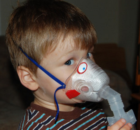 Asma infantile ha origini nel dna nuove cure entro i for Asma t salon lahore