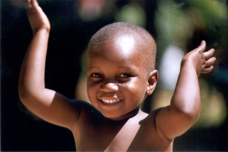 Unicef e bambini africani