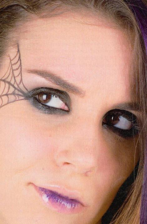 Famoso Make-up Halloween 2010 - Tutto per Lei YU19