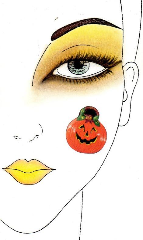 Make Up Halloween 2010 Tutto Per Lei