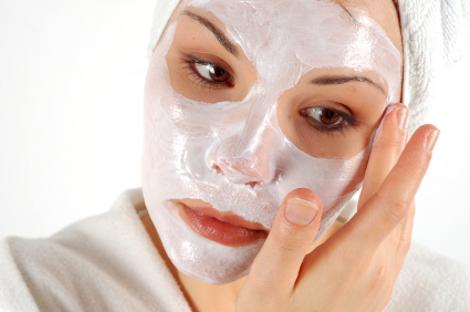 maschere in casa