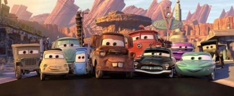 All autodromo di monza anteprima del film cars 2 in 3d in uscita il 22 giugno tutto per lei - Coloriage cars toon ...