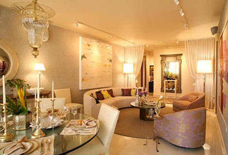 Come scegliere il lampadario giusto per cucina e soggiorno moderni ...
