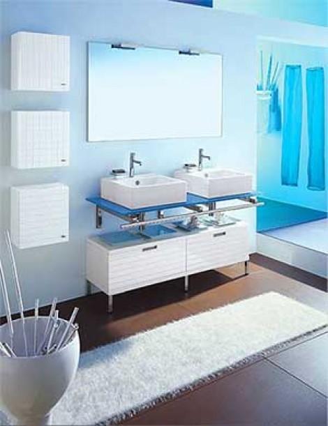 Come arredare il vostro bagno senza spendere molto - Tutto per Lei