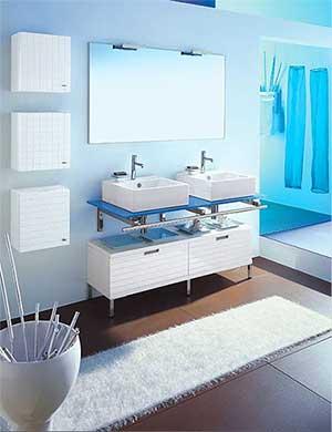 Come arredare il vostro bagno senza spendere molto tutto per lei - Tutto per il bagno milano ...