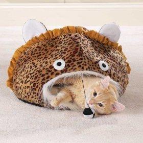 Cuccia gatto tutto per lei - Cuccia per gatti da esterno fai da te ...