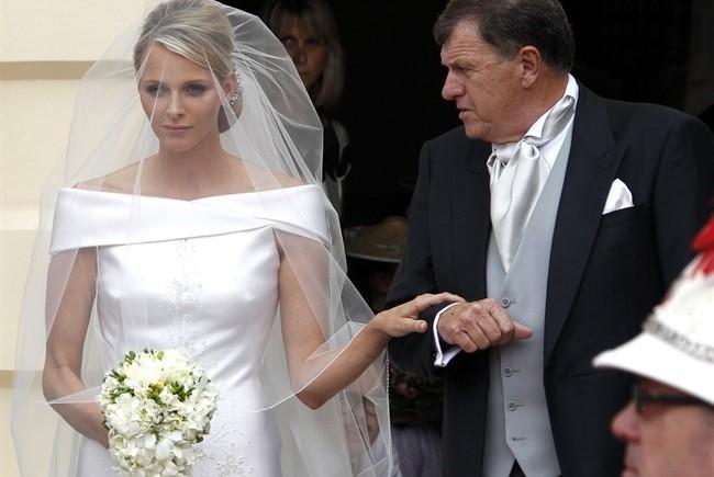 Matrimonio In Chiesa Vale Anche Civilmente : Montecarlo la principessa charlene per il sì in chiesa un