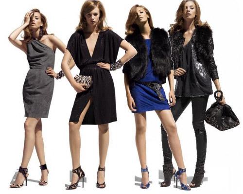 una collaborazione importante quella tra il noto marchio svedese H&M ...