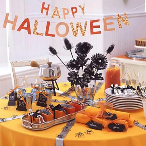 Come realizzare le decorazioni per la festa di halloween for Addobbi casa fai da te