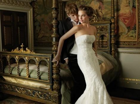 Ti sposi nel 2012 ecco per te le tendenze moda sposa - Le star di diva futura ...