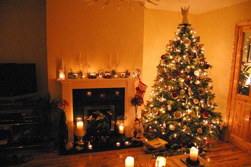 Decorazioni Per Casa Di Natale : Natale come decorare la nostra casa tutto per lei