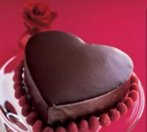 Torta A Cuore Per San Valentino Tutto Per Lei