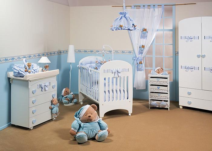Cameretta del bambino quali sono le norme di sicurezza da - Idee per decorare una stanza ...