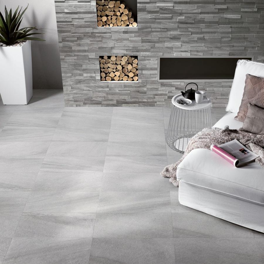 Nuovi pavimenti e rivestimenti in gres porcellanato per - Pavimenti gres porcellanato ...