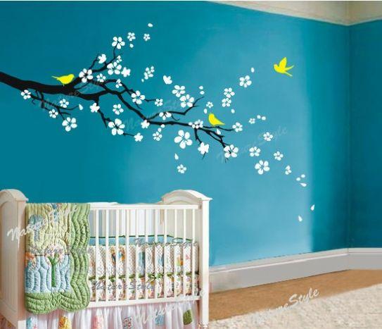 pareti decorate camerette ragazze : ... pareti, che permettano di dipingerci sopra, lasciando cos? la sagoma