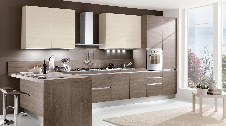 Cucine In Rovere Sbiancato RG07 ~ Pineglen