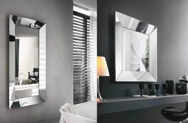 Come arredare casa con gli specchi tutto per lei - Specchi riflessi audio due ...