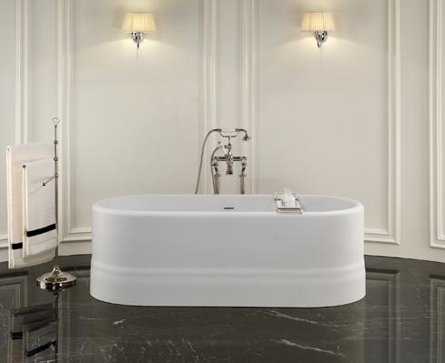 Il bagno classico con le nuove vasche di devon devon tutto per lei - Bagno in spagnolo ...