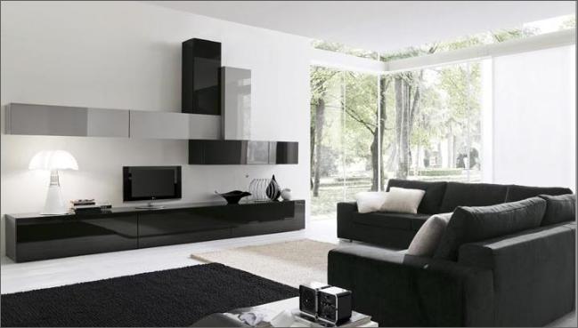 Come arredare il soggiorno tutto per lei for Soggiorno stile moderno