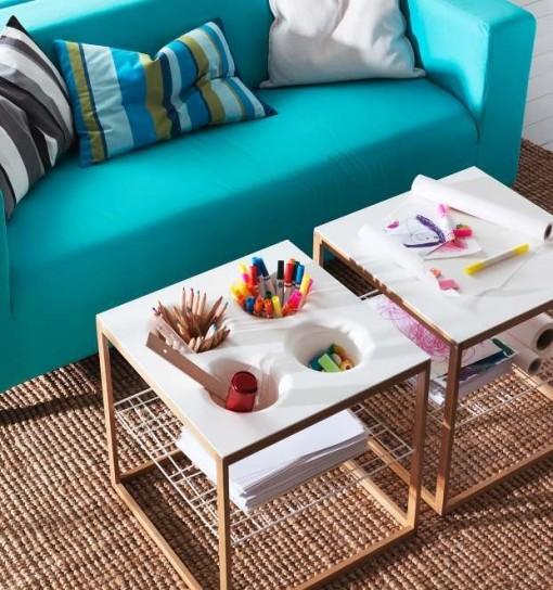 Come scegliere il tavolino ideale per il salotto e non - Tavolini per tv ikea ...