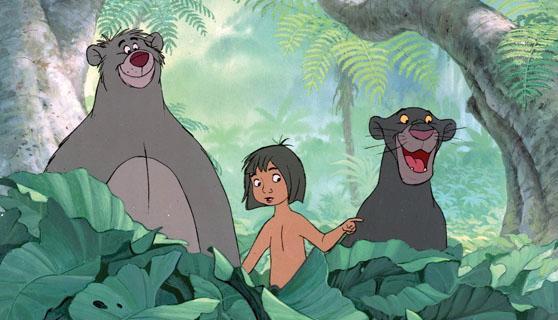 """Torna """"il libro della giungla uscito sul grande schermo"""