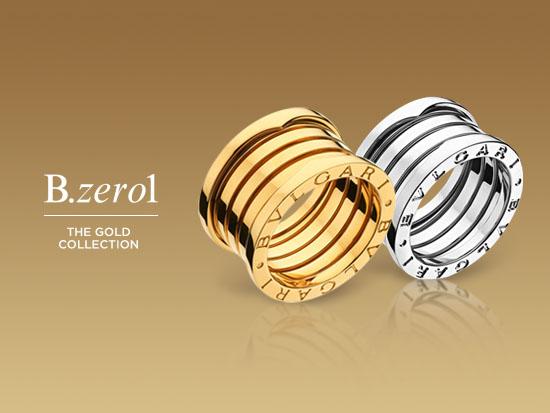 Bulgari e gli anelli della nuova collezione for Collezione bulgari