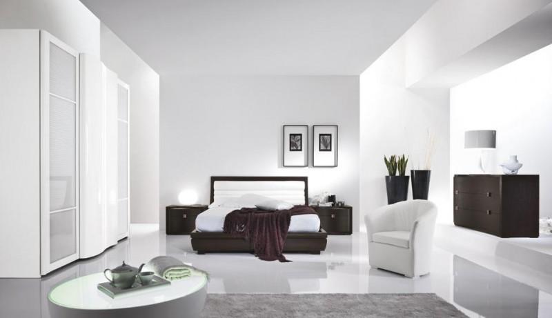 Come arredare una camera da letto idee e consigli tutto - Testiera letto moderna ...