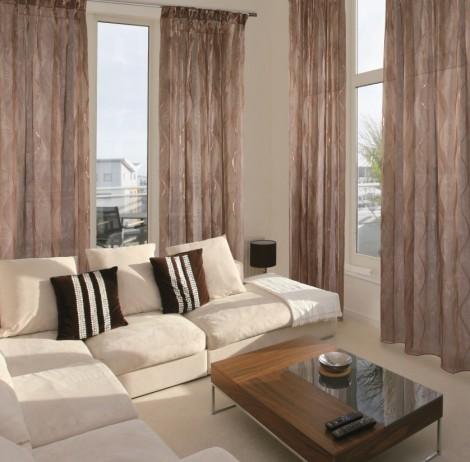 Come scegliere le tende da interni per arredare casa tutto per lei - Tende d arredo moderne per interni ...