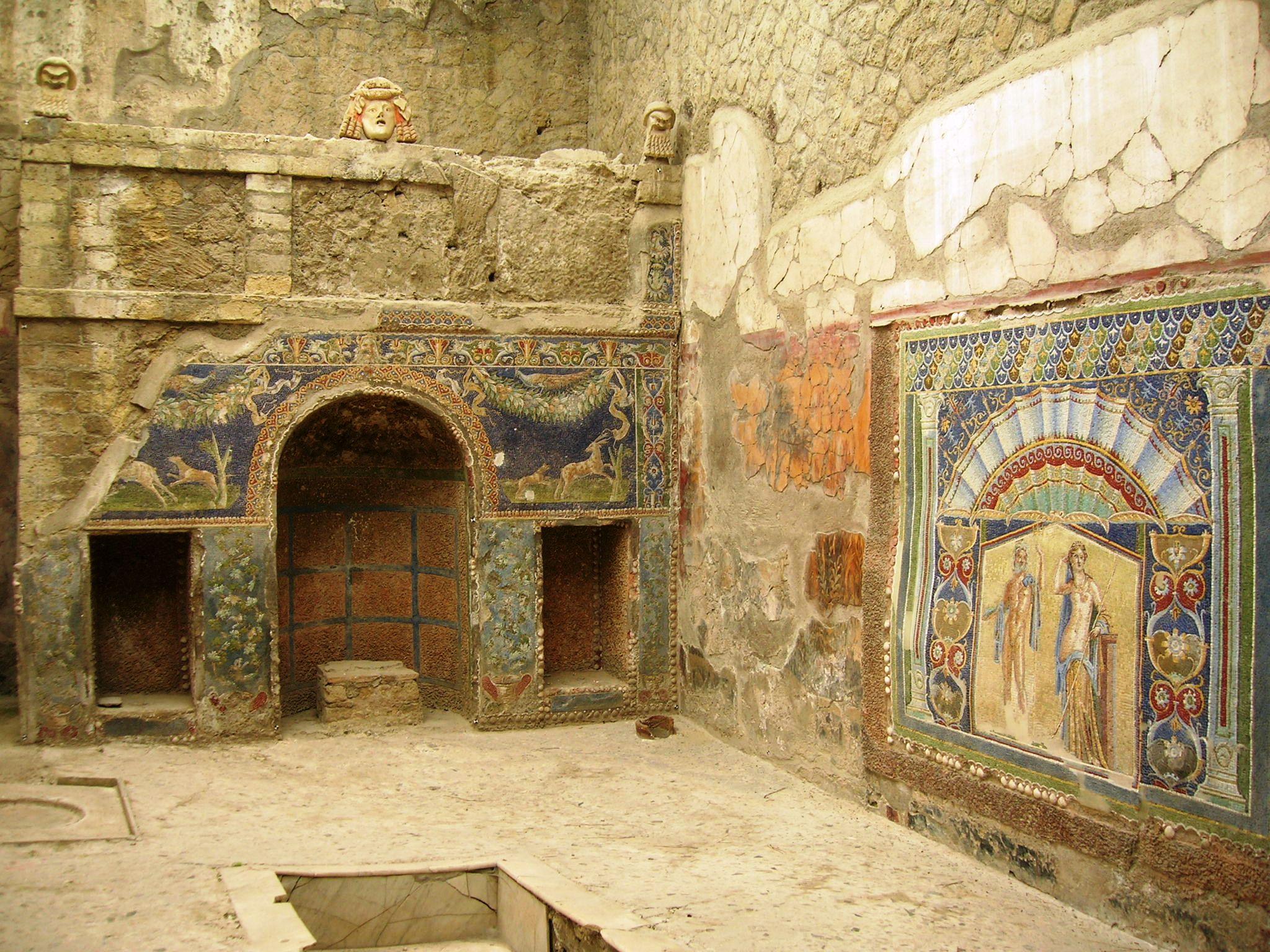 Villa Romana Caratteristiche