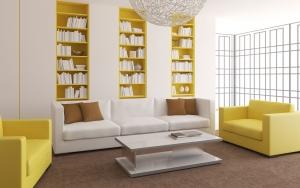 Libreria in nicchia tutto per lei for Arredare nicchia soggiorno