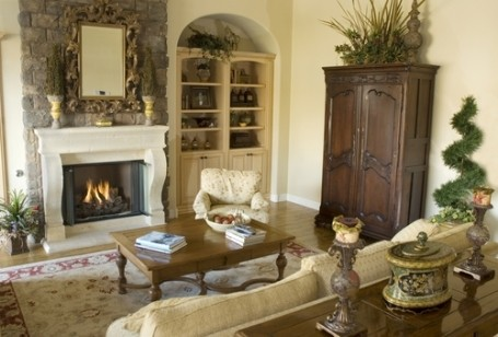 Come arredare la casa in stile country tutto per lei for Case in stile castello francese