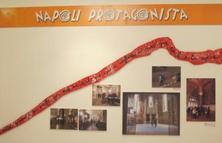 Mostra fotografica 'Un posto al sole' - Napoli Protagonista