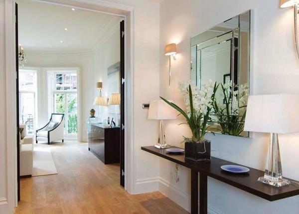 Come arredare l ingresso di casa ecco alcuni consigli tutto per lei - Specchio ingresso design ...