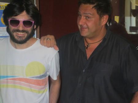 Gino Fastidio e Ivan Fedele