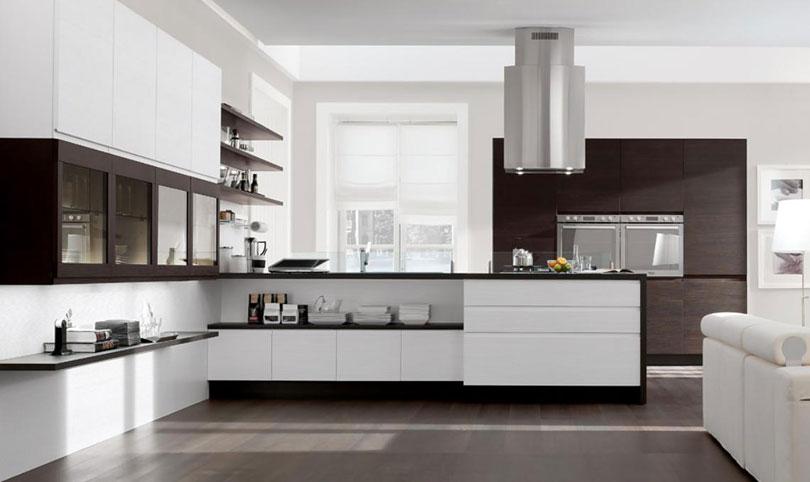 Soggiorno E Cucina Insieme Foto: Idee pratiche per dividere la cucina dal sog...