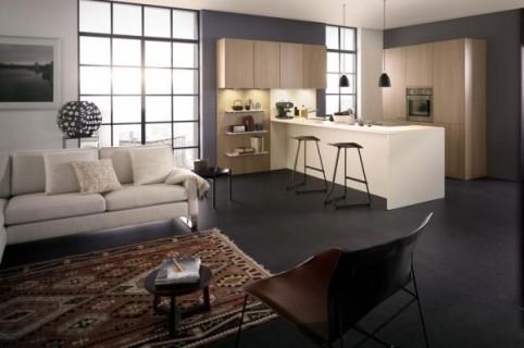 Beautiful Arredare Cucina Soggiorno Photos - Idee Arredamento Casa ...