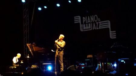 Claudio Baglioni Piano & Jazz Ischia feat Danilo Rea - Foto di Letizia Corrain e Massimo De Giuli