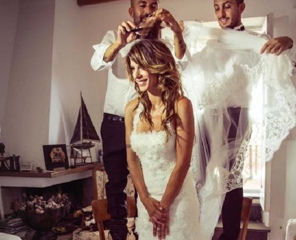 Abiti da sposa alessandro angelozzi 2014