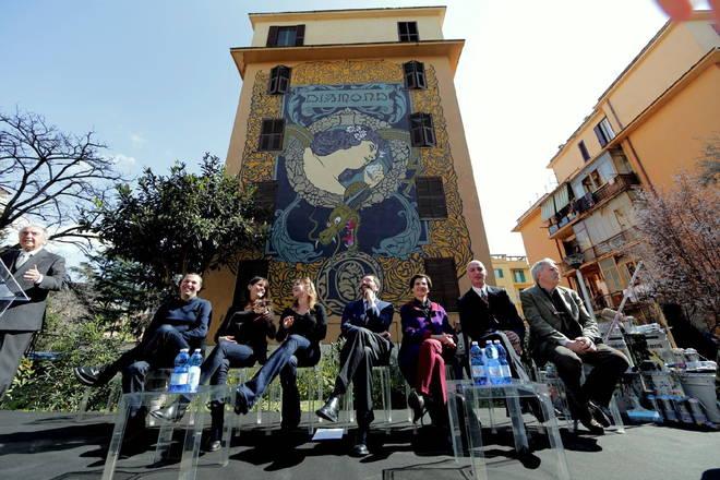 Big city life tor marancia i murales d autore arrivano for Quartiere city life