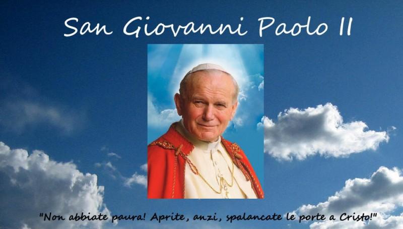 Risultati immagini per san giovanni paolo II