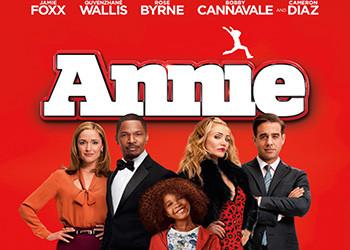 Annie - La felicita e contagiosa