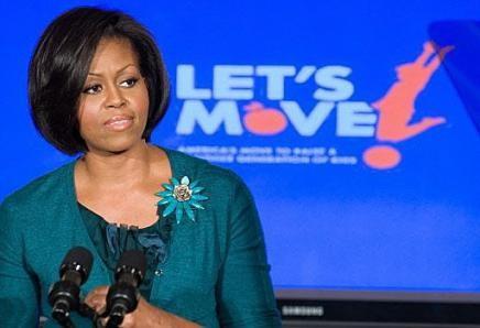 Michelle Obama expo 2015