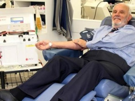 donatore dal braccio doro