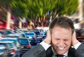 rumore traffico