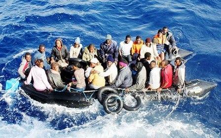 immigrazione naufragio