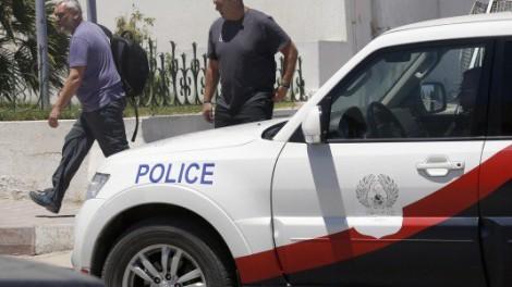 polizia attentato sousse