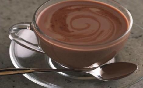 bere cioccolato