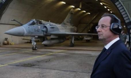 francia raid siria