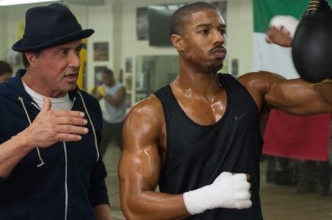 Sylvester Stallone Creed Nato per combattere