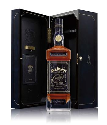 Jack Daniels Sinatra Century with Box